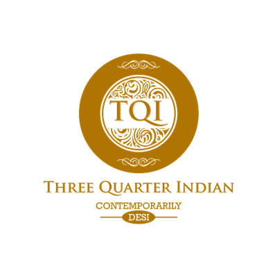 three quarter indian