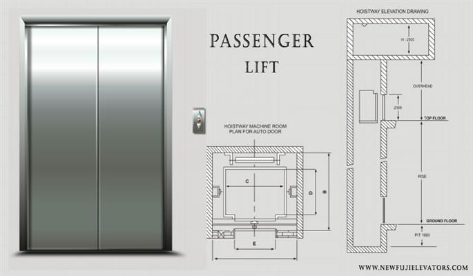 new fuji elevators company