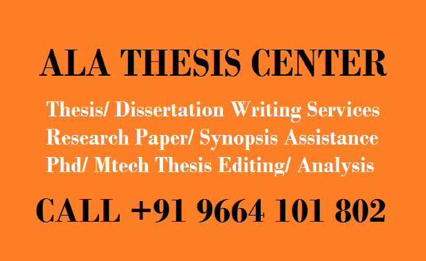 ala thesis center