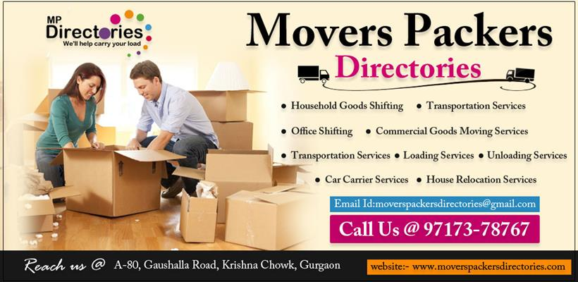 movers and packers directories
