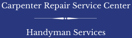 carpenter repair service center | home furniture repairs in jaipur