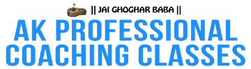 ak professional coaching classes | ca classes in pune
